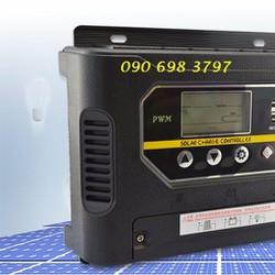 Bộ sạc năng lượng mặt trời PWM 40A ST-W1240