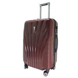 Vali nhựa du lịch hành lý 20Kg màu cà phê TL022