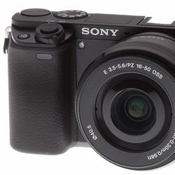 Máy ảnh Sony ILCE A6000L kit lens 1650mm hàng chính hãng mới full box