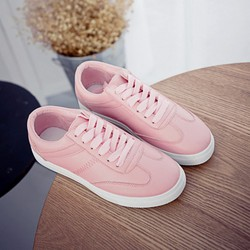 Giày thể thao nữ hồng