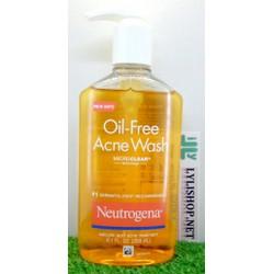 Sữa Rửa Mặt Neutrogena Oil Free Acne Wash 269ml từ Mỹ