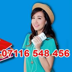 07116548456 Sim Số Đẹp Viettel Giá Rẽ Khuyến Mãi Homephone