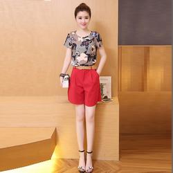 Hàng nhập cao cấp: Set bộ đồ nữ họa tiết cực chất NB006