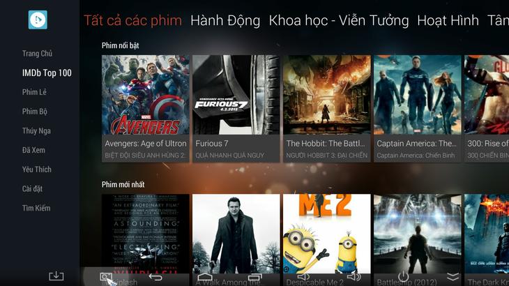 Android TV Box Kiwi S2 chính hãng. 8