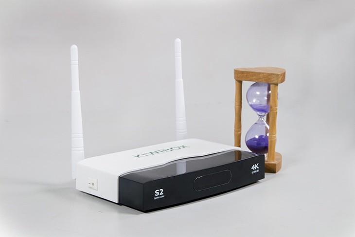 Android TV Box Kiwi S2 chính hãng. 4