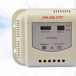 Bộ điều khiển sạc năng lượng mặt trời 10A - 12-24V