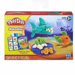 Bộ đất sét nặn Play doh làm được cá và san hô xinh lắm