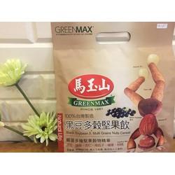 Bột ngũ cốc ăn kiêng từ đậu đen và nhiều loại đậu GreenMax - TP016