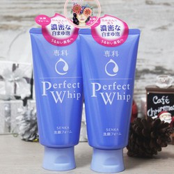 Sữa rửa mặt Shiseido Perfect Whip Senka