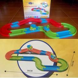Mô hình đường đua ô tô vui nhộn