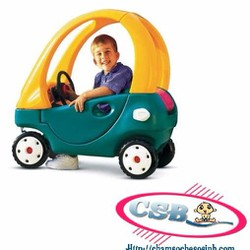 Xe chòi chân Little Tikes Grand Coupe Car LT-445830091