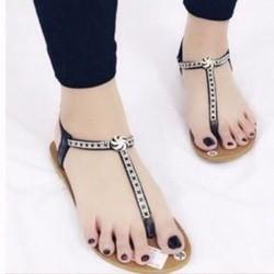 giày sandal quai T 1590