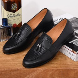 Giày da nam Hàn Quốc