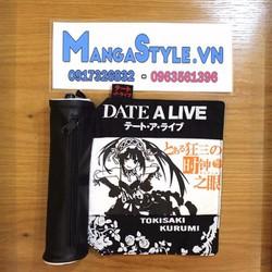 HỘP BÚT KURUMI TOKISAKI - DATE A LIVE