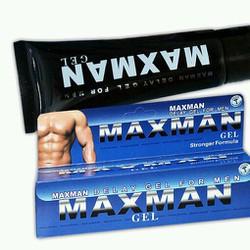 Gel cải thiện kích thước dương vật Maxman