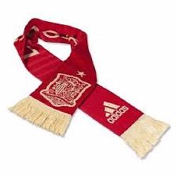 Khăn len đội tuyển Tây Ban Nha mã: D84243
