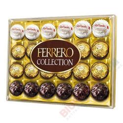 Socola Ferrero Rocher 24 Viên 3 Màu