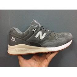 Giày NB 530 sneaker nam nữ đẹp cá tính thời trang cao cấp