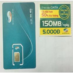 Sim Học Sinh Viettel 10 Số Kèm 1 thẻ Data Viettel mệnh giá 5.000 đồng