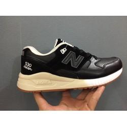 Giày Sneaker nam NB 530 đen chất cá tính êm ái cho mọi chuyển động