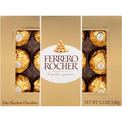 Socola Ferrero Rocher 12 Viên