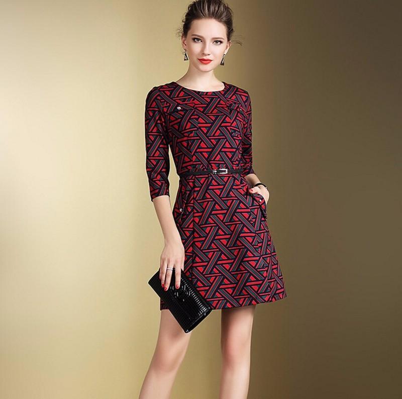 Váy công sở đẹp 1