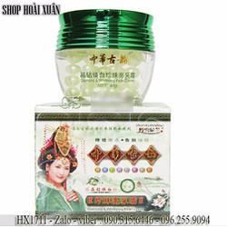 Kem dưỡng ngọc trai phục hồi da hư tổn hoàng cung Danxuenilan ban đêm