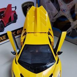 xe điều khiển từ xa Lamborghini Veneno mở cửa, cốp cao cấp