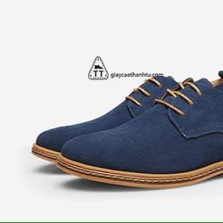 Giày tăng chiều cao 6CM xanh trẻ trung