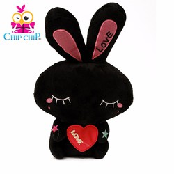 Thỏ cony đen ghi âm