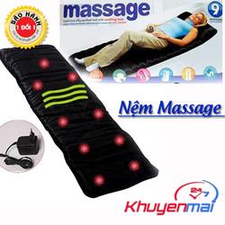 Nệm Massage Toàn Thân Lazabag