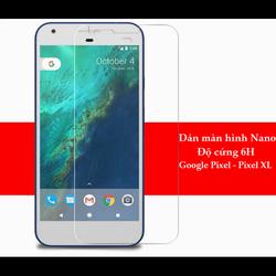 google pixel : dán màn hình nano