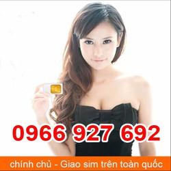 0966 92 76 92 Sim Số Đẹp Viettel 10 Số Giá Rẽ Khuyến Mãi Gánh Cặp Đảo