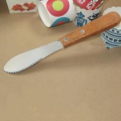 Dao cạo bơ - pho mai - butter knife bread