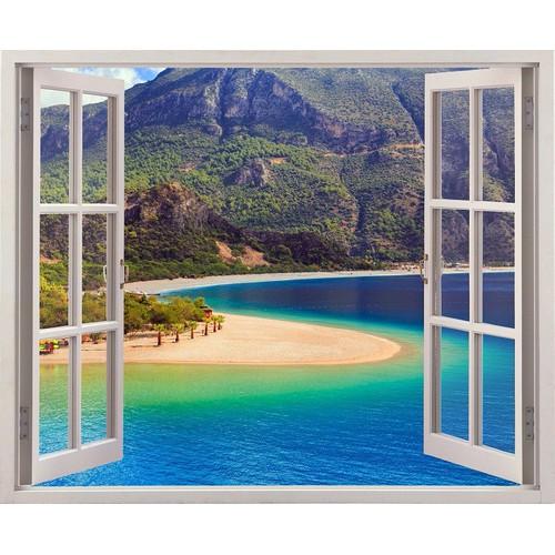 Tranh dán tường cửa sổ 3D VTC cảnh biển đẹp VT0085 - 4129235 , 4691953 , 15_4691953 , 369000 , Tranh-dan-tuong-cua-so-3D-VTC-canh-bien-dep-VT0085-15_4691953 , sendo.vn , Tranh dán tường cửa sổ 3D VTC cảnh biển đẹp VT0085