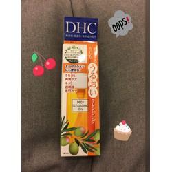 Dầu tẩy trang Deep Cleansing Oil-DHC