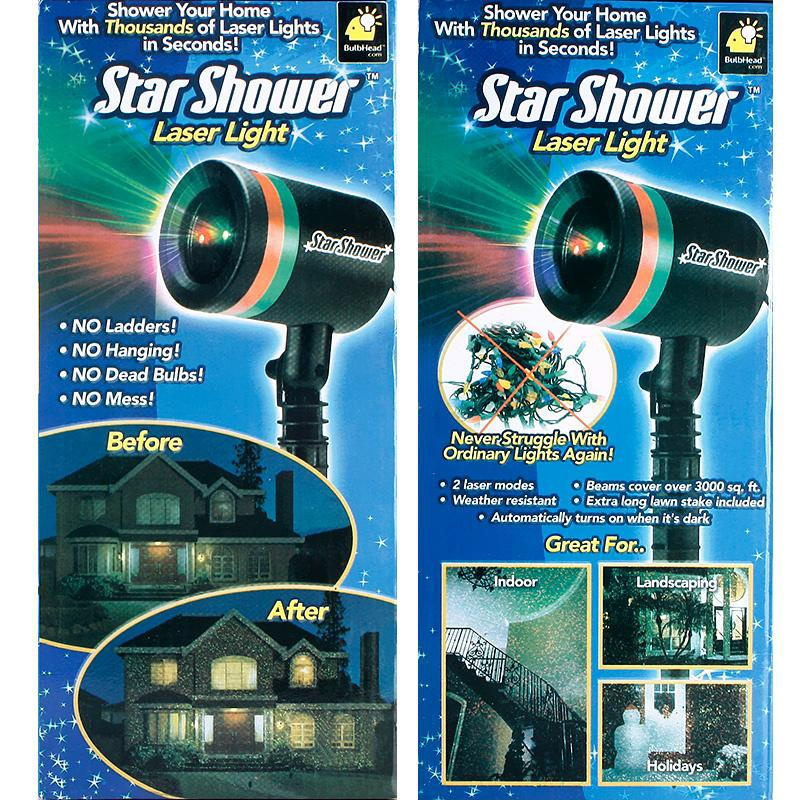ĐÈN LASER STAR SHOWER 3