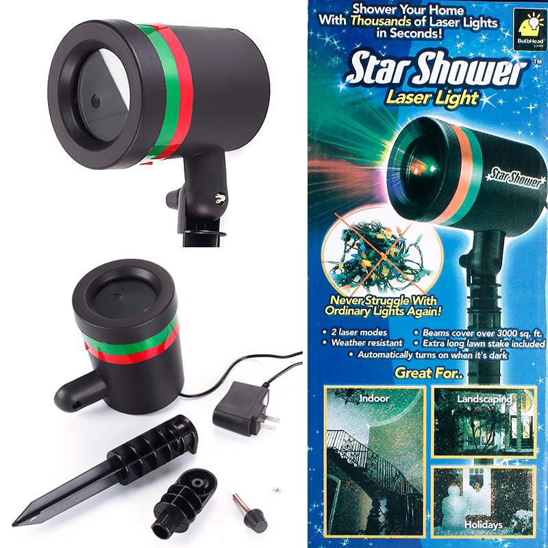 ĐÈN LASER STAR SHOWER 1