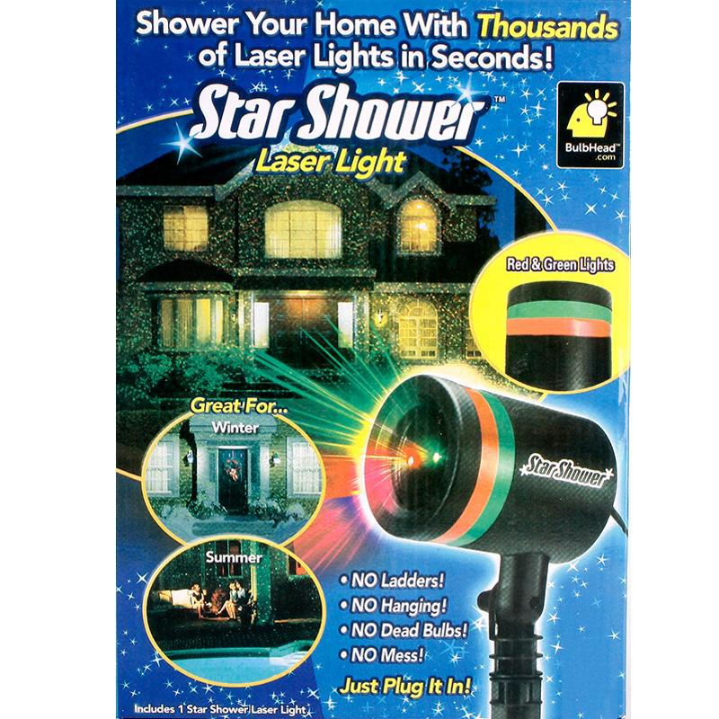 ĐÈN LASER STAR SHOWER 4
