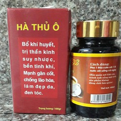 Hà Thủ Ô Đỏ 100gr