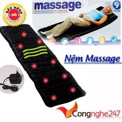 Nệm Massage Toàn Thân Lazabag đệm massage