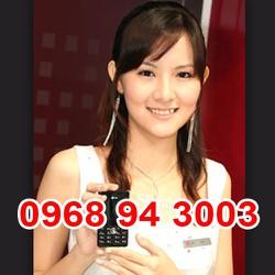 0968 94 3003 Sim Số Đẹp Viettel 10 Số Giá Rẽ Khuyến Mãi Gánh Cặp Đảo