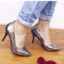 giày cao gót mũi nhọn cao 9cm