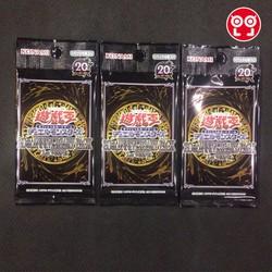 Combo 3 gói thẻ bài Yugioh chính hãng kỉ niệm 20 năm Anniversary pack