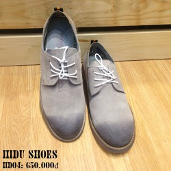 Giày da lộn HIDU SHOES HD04