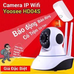 Camera Yoosee 04S IP Wifi không dây