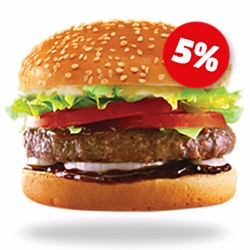 LOTTERIA TERIYAKI BURGER_LOTTE