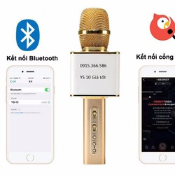 micro bluetooth - Cao Cấp YS 10