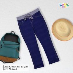 Quần jeans thun bé gái 25-50Kg