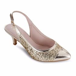 Giày Sandal Cao Gót Bít Mũi Nhọn CT01